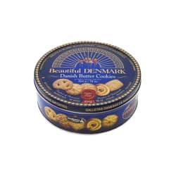 Tin with Danish cookies 454 G img