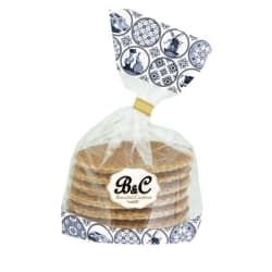 Caramel wafers delft blue 260 G img