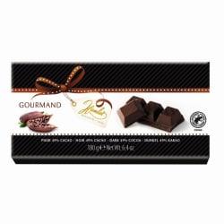 Barre de chocolat pur 49% 180 g img