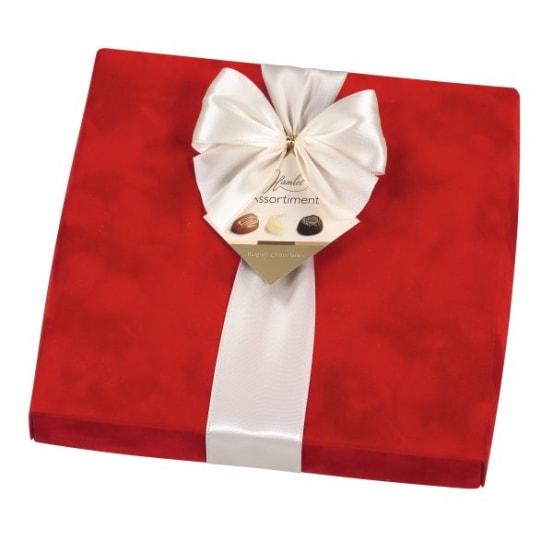 PRALINES FLUWEEL ROOD 250G -1 710.00.1301 img