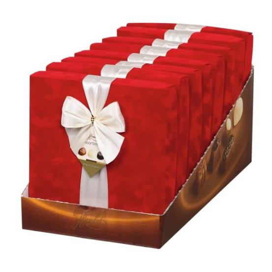 PRALINES FLUWEEL ROOD 250G 2 710.00.1301 img