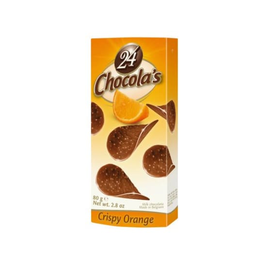 25 CHOCOLA'S ORANGE 80G 725.00.2404 img