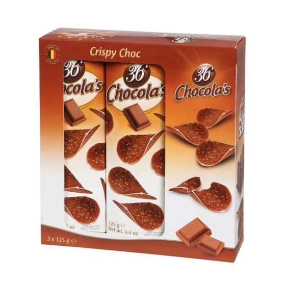 CHOCOLA'S MELK 3X125G -1 725.00.3616 img