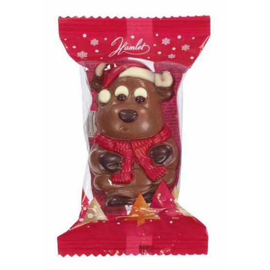 Chocolade holfiguur 'Etage' 55 G-3 400.01.2490 img