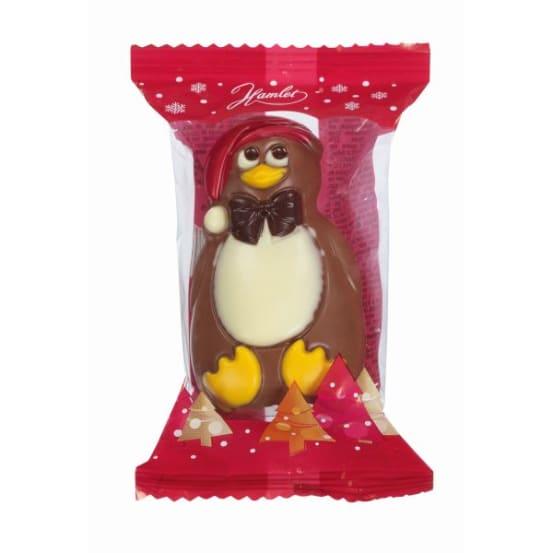 Chocolade holfiguur 'Etage' 55 G-5 400.01.2490 img