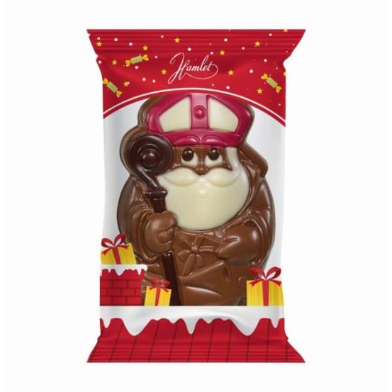 Chocolade holfiguur 'mix' 50 G-2 708.01.0207 img