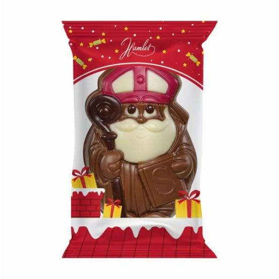 Chocolade holfiguur 'mix' 50 G-4 708.01.0207 img