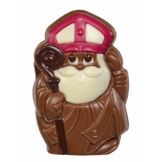 Chocolade holfiguur 'mix' 50 G-6 708.01.0210 img