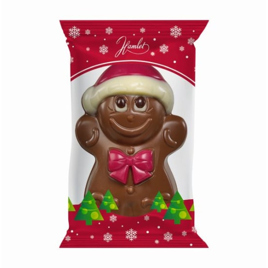 Chocolade holfiguur 'mix' 50 G-6 708.01.1700 img
