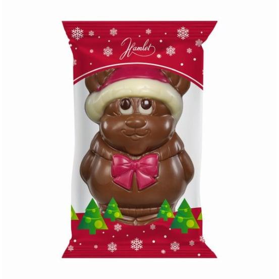 Chocolade holfiguur 'mix' 50 G-7 708.01.1700 img