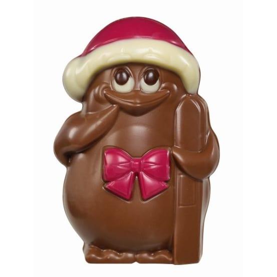 Chocolade holfiguur 'mix' 50 G-2 708.01.1710 img