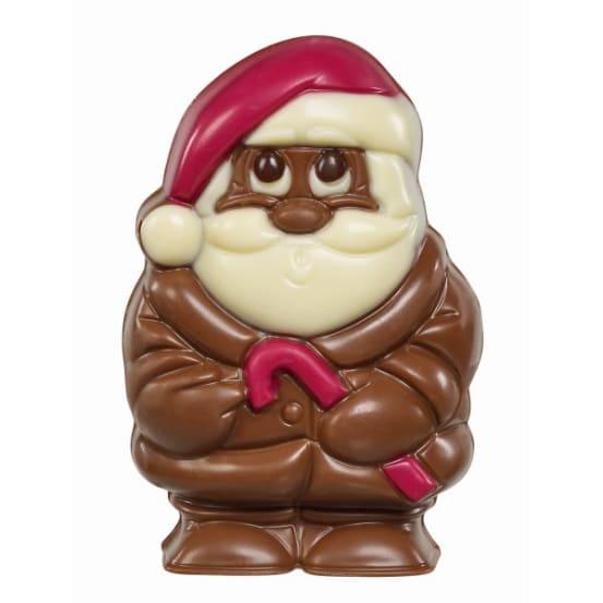 Chocolade holfiguur 'mix' 50 G-3 708.01.1710 img