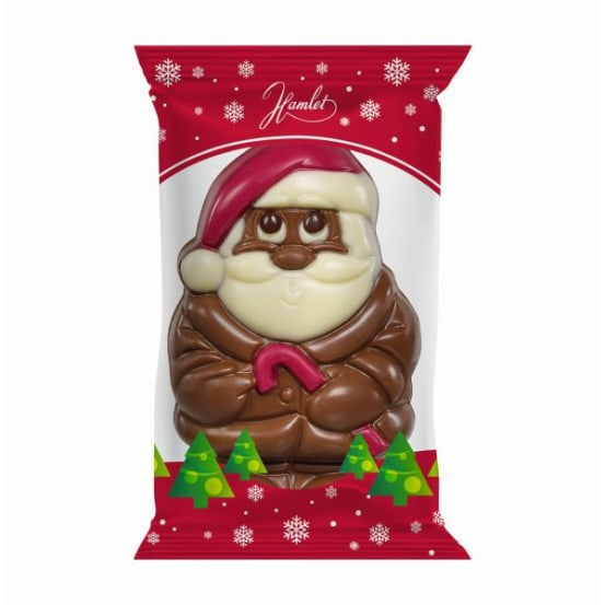 Chocolade holfiguur 'mix' 50 G-5 708.01.1710 img