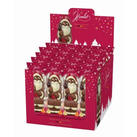 Chocolade holfiguur 125 G-2 708.01.3000 img