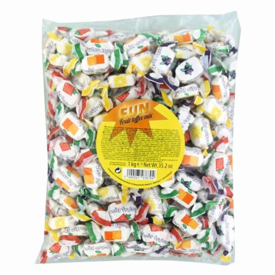 Fruit toffee Mix 1 kG-1 537.00.0255 img