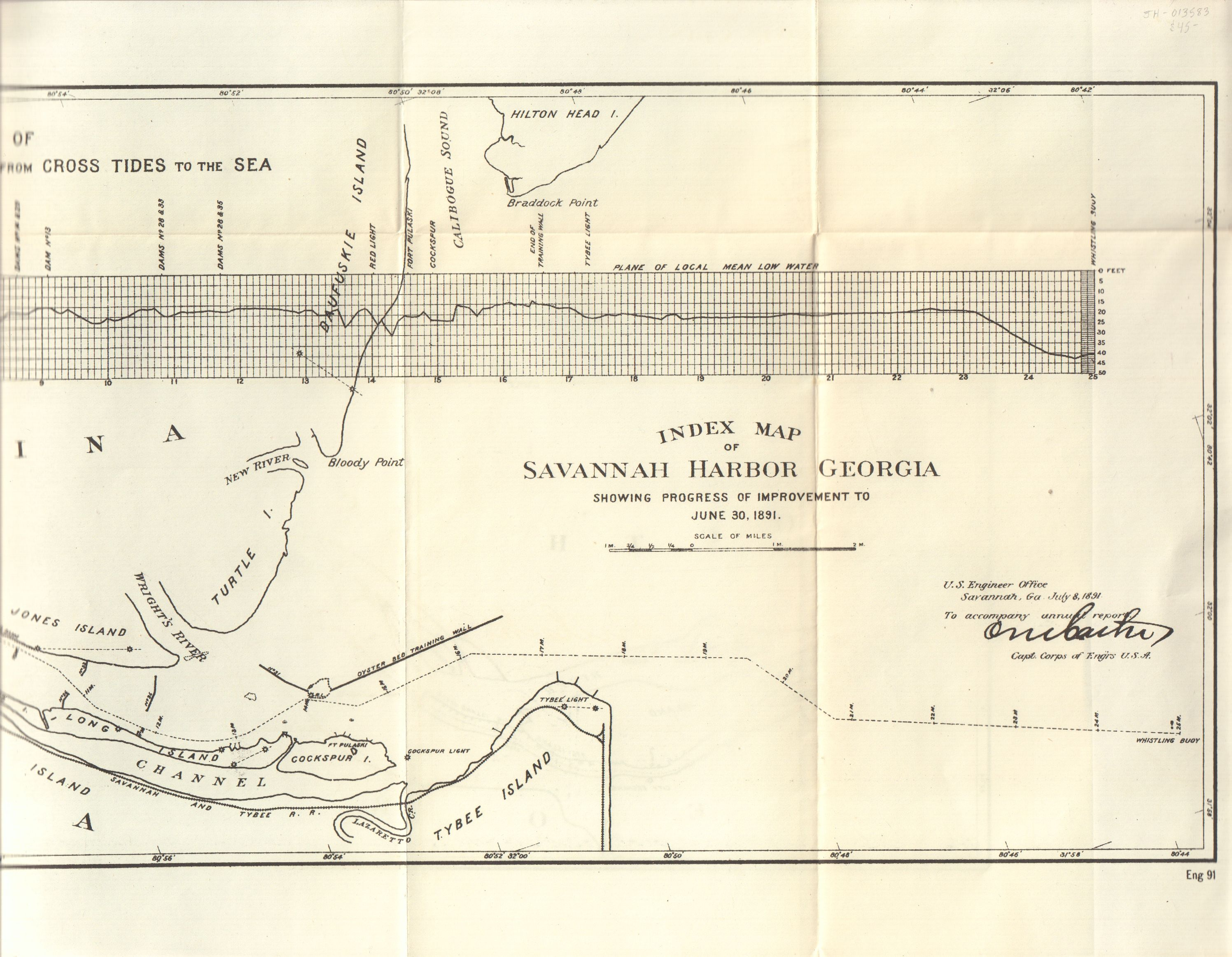 Details about U S Army Corp Of Engineers / Index Map of Savannah Harbor on savannah sears, savannah neighborhood map, colonial savannah map, savannah map usa, savannah georgia, savannah florida, charleston sc on a state map, savannah new york, savannah waterways map, savannah wwe, savannah texas, savannah world map, savannah north carolina, savannah county map, savannah united states,
