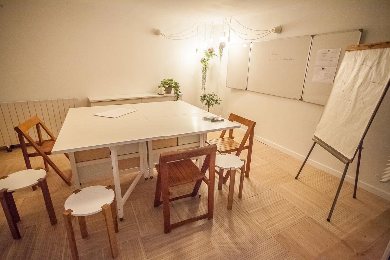 Tableau blanc et paperboard pour vos réunions