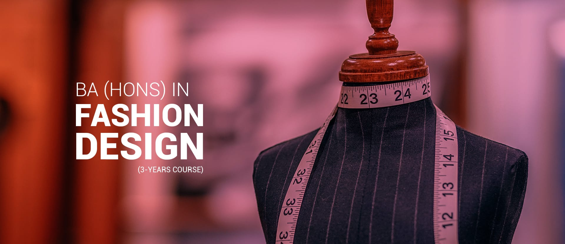 BA (Hons) In Fashion Design