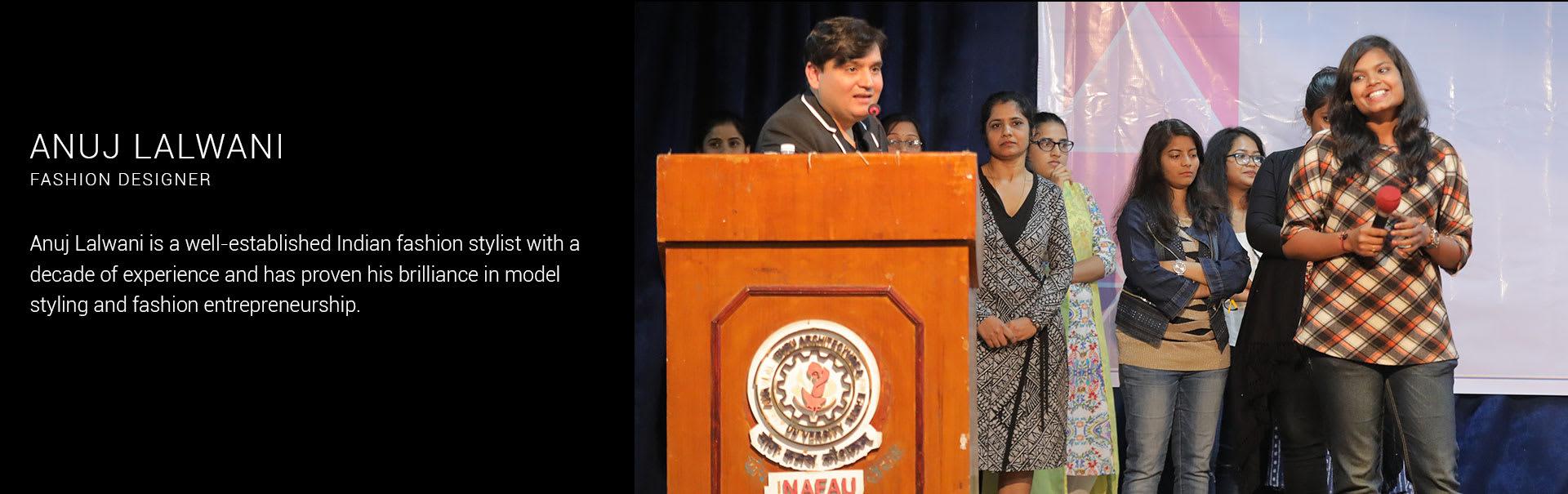 Anuj Lalwani