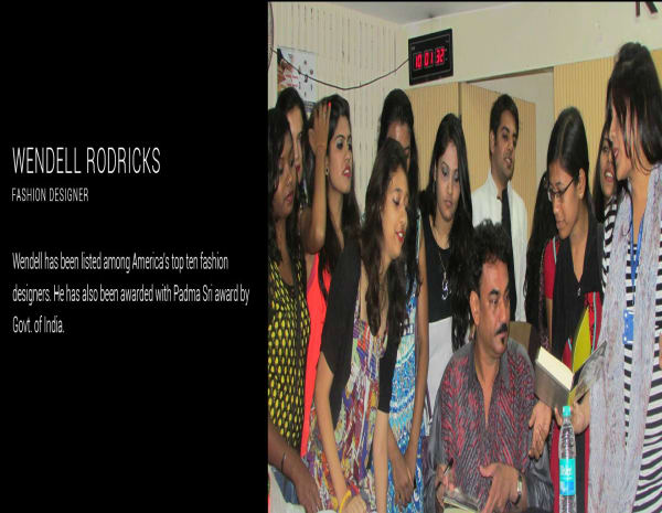 fashion designing institutes