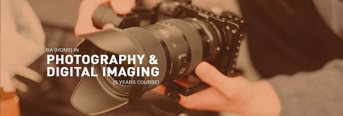 BA Hons in Photography