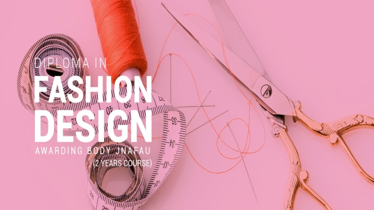 fashion design diploma