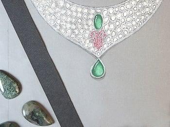 Jewellery Designing - Rose Gold & Diamond