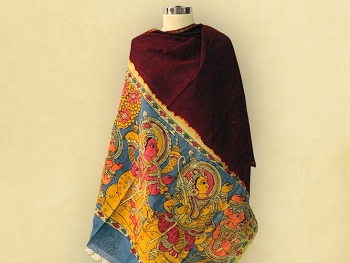 Fabric Designing - Indian Handpainting (Short Course)