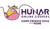 Hunar Online Courses Logo