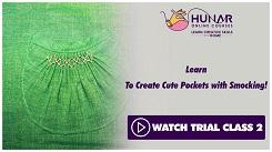 Embroidery - Ribbon Stitching