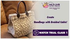 Embroidery - Crochet Stitching