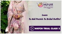 Fashion Illustration - Wedding Wear