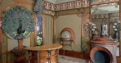 Стиль ар-нуво в интерьере дома или квартиры.