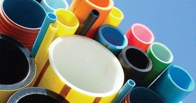 Разновидности труб применяемых в строительстве.