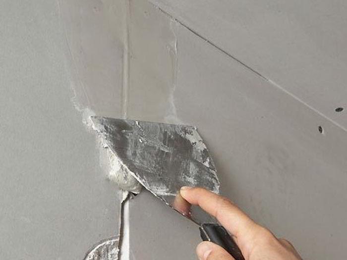 Шпаклевка гипсокартона своими руками как сделать качественный ремонт надолго?