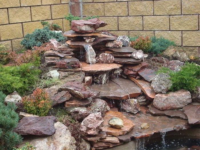 камни и валуны для ландшафтного