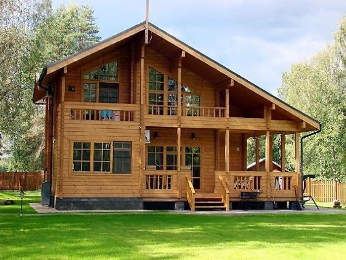 Дом из профилированного бруса своими руками пошаговая инструкция строительства.