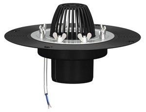 воронка с электрическим подогревом