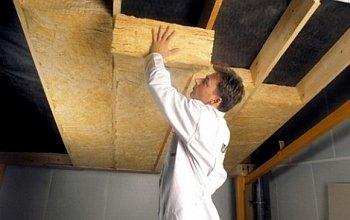 утепление плоской крыши изнутри своими руками