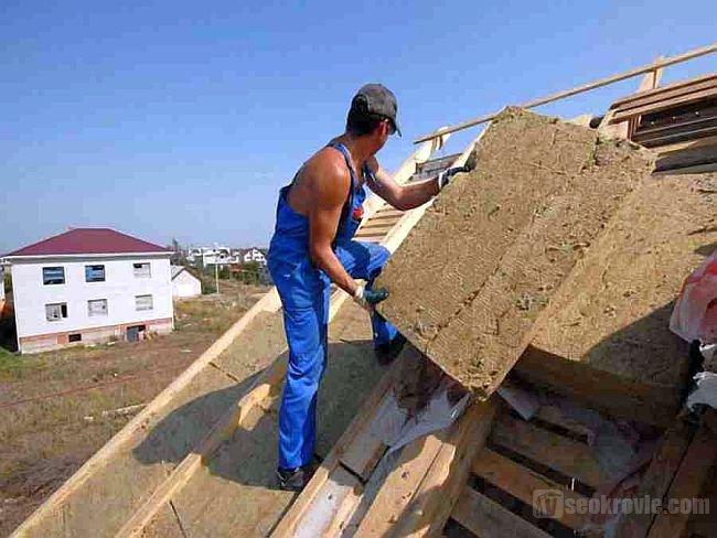 использование на скатной крыше