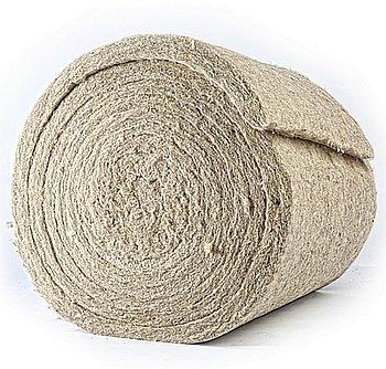 рулон из льна для утепления