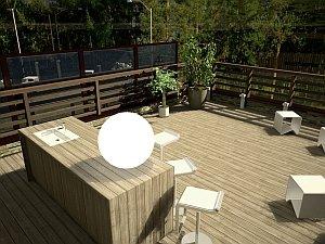 эксплуатируемая плоская крыша