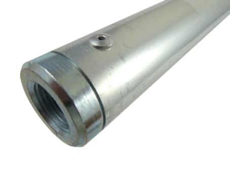 Alustiel für Egalisette / Egaline 180 cm mit Innengewinde M18