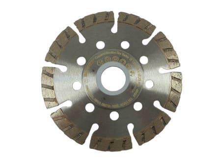 Diamant-Trennscheibe 125 x 22,2 CONSTRUCTIONline Dry Turbo