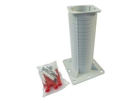 Elektroinstallationsdose für WDVS