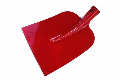 Holsteiner Schaufel rot