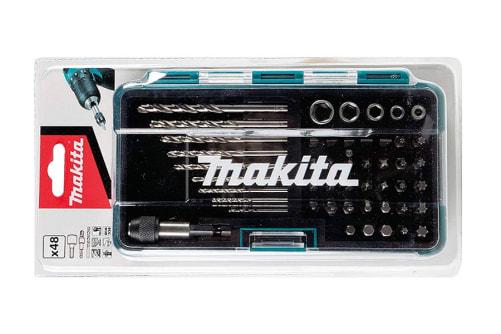 Makita Bohrer- und Bitset 48 tlg. B-36192
