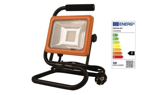 LED Strahler orange 50W, CRI>95, IP65