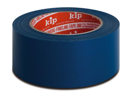 KIP 380 Gewebeband FineLine-Tape für scharfe Kanten, 50 m Rolle/Karton