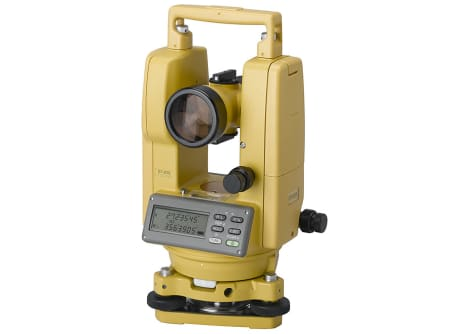 DT-405, Elektronischer Theodolit